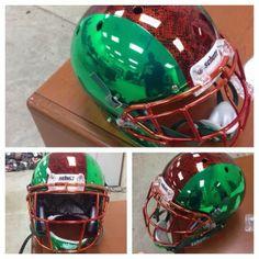 Florida A&M helmets