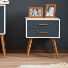 Wooden Storage Unit Cabinet Retro Bed Room Furniture Modern Side Board Classic in Home, Furniture & DIY, Furniture, Sideboards, Buffets & Trolleys Plywood Furniture, Kids Furniture, Modern Furniture, Furniture Design, Furniture Storage, Vintage Furniture, Ikea Storage, Bedroom Storage, Retro Bed