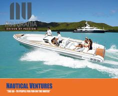 When it comes to Yacht Tenders, Novurania sets the bar high | Blog | Nautical Ventures http://www.nauticalventures.com/blog/when-it-comes-to-yacht-tenders-novurania-sets-the-bar-high #YachtTenders #FortLauderdale #SouthFloridaYachts #tenders #yachting