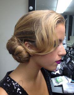 Vintage wedding hair inspiration