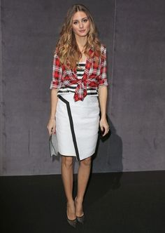 Olivia Palermo swaps glossy blow-dry for effortless curls: get the look! - Beauty Feature - Reveal