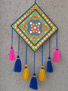 Diy Crafts For Home Decor, Diy Crafts For Gifts, Diy Arts And Crafts, Handmade Home Decor, Creative Crafts, Diy Room Decor, Cardboard Painting, Cardboard Crafts, Art N Craft