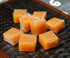 Japanese Candy Recipes   Classic Japanese Candy: Bontan Ame – Mochi and Pectin Soft Candy ...