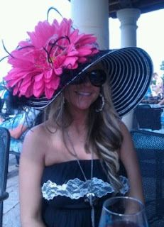 I made my own Kentucky Derby Hat under $25.00!!!!