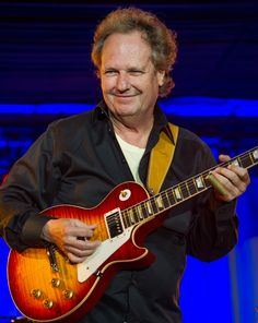 Lee Ritenour, jazz guitarist/session player/composer turns 63 today - he was born 1-11 in 1952. He founded the group Fourplay in the 90s and has been influential in multi areas of modern jazz music.