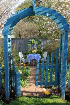 Aiken House & Gardens: Martha's Garden