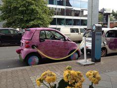 Eco vehicle.