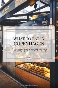 What To Eat in Copenhagen - 5 Things you need to try in the capital of Denmark    #food #travel #denmark #copenhagen #bloggers #bloggerlife #hygge #foodie #traveltips