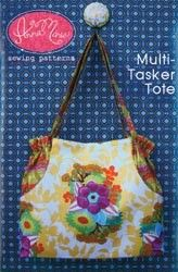 trying this pattern right now... Anna Maria Horner Multi Tasker Tote