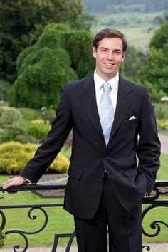 HRH Guillaume, Hereditary Grand Duke of Luxemburg, Hereditary Prince of Nassau, Prince of Bourbon-Parma