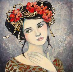 Delphine Cossais - Rain Lullaby