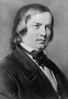 Heine ontvangt de jonge Schumann die erg op zijn gedichten gesteld is (denk aan Die zwei Grenadiere