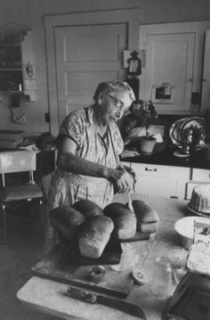 intimate bread baker portraits - Google Search