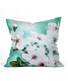 Look at this Lisa Argyropoulos Echo Throw Pillow on #zulily today!