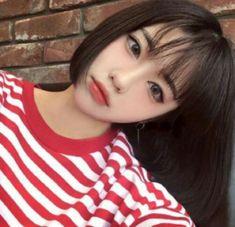 Imagem de korean, ulzzang, and girl Cute Korean, Korean Girl, K Fashion, Korean Fashion, Korean Beauty, Asian Beauty, Style Ulzzang, Korean Ulzzang, Ulzzang Makeup