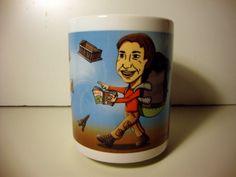 Otra taza hecha, ¡pide la tuya! 15 € + gastos de envío