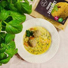 Erdélyi csorbaleves zabtöretes húsgombóccal Viera, Risotto, Ethnic Recipes, Free