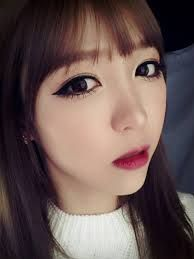 make up ulzzang - Buscar con Google