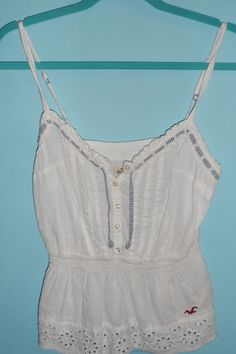 Available @ TrendTrunk.com NEW Hollister Tank Top. By Hollister Co.. Only $20!