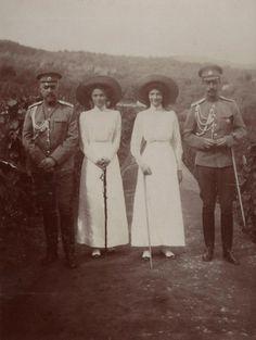 Olga et Tatiana