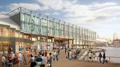 South Street Seaport, Pier 17 - SHoP Architects