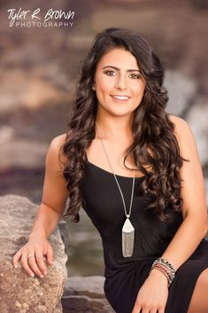 Haley Rodriguez - Senior Portraits - Prairie Creek Park - Richardson, Texas - Senior Pictures - Texas Photographer - Spring - @sadibrookemua - Gorgeous - Rocks - #seniorportraits - Ideas for Girls - Senior Model Reps - #seniorpics - Tyler R. Brown Photography