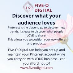 Pinterest list like a magic ball - you can see what your audience wants and allows you to position yourself! Five-O Digital can help you, click here - www.fiveodigital.com #digital marketing # digital marketing strategy #digital marketing design #digital marketing infographics #digital marketing quotes #digital media #marketing ideas #marketing strategy #marketing strategy social media #marketing quotes #marketing ideas gifts #marketing plan #marketing tips #Pinterest marketing Digital Media Marketing, Digital Marketing Strategy, Marketing Ideas, Marketing Quotes, Make It Work, Pinterest Marketing, New Trends, Infographics, Positivity