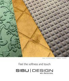 Fabric-Line Sibu, Design Products, Rugs, Fabric, Home Decor, Tejido, Homemade Home Decor, Types Of Rugs, Rug
