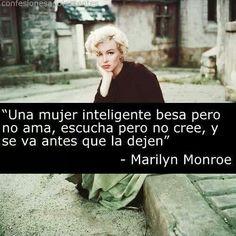 Marilyn Monroe maestra............