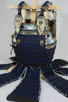 Samurai Helmet, Warrior Helmet, Samurai Armor, Edo Period Japan, Suit Of Armor, Character Development, Anthropology, Warriors, Iron