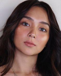 Filipina Makeup, Filipina Actress, Filipina Beauty, Makeup Inspo, Makeup Tips, Beauty Makeup, Daniel Padilla, Kathryn Bernardo, Asian Makeup