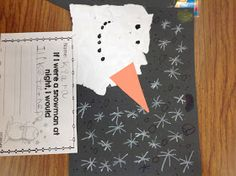 Sparkles, Smiles, and Successful Students: Snowmen at Night Prompt!