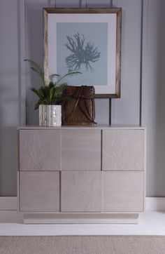 VERVE Gracie Two-Drawer Chest by Anthology Furnishings