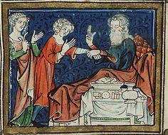 klikni pro další 102/150 Isabella Of Castile, Queen Isabella, British Library, 14th Century, Silk, Dress, Painting, Art, Words