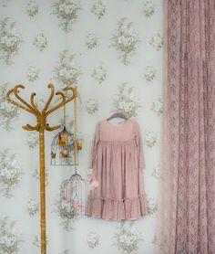 "Discover the new lace ""Carolina dress"" in its different beautiful tones  #numero74 #bohemianmood #bohemianpink #lace #kidsinpo #kidsfashion #girldress #kidsdecor #kidsroom #girlroom"