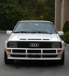 sport quattro gif | 1985 Audi Quattro - 19900 euro [ Herzogenaurach ] Audi Quattro, Audi Cars, Audi Tt, Audi Sport, Sexy Cars, Getting Out, Trucks, Cars And Motorcycles, Cool Cars