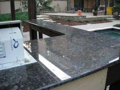 Outdoor Kitchen Charlotte NC | granite countertops | remodel ideas | http://www.fireplacecarolina.com
