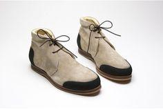 Zonkey Boots : ZEROZEROSEVEN.WHITEPEPPER