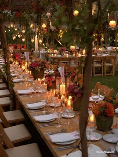 Table setting per un matrimonio autunnale #wedding #fall
