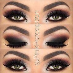 My oh my that's a beautiful smoky eye :) AutumnRenée07