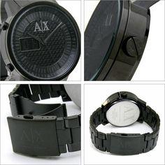 f16e37dad2fc Reloj Armani Exchange Ax2060 Caballero 2850 Pesos Wsl en Mercado Libre  México