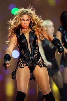 This move: | The 33 Fiercest Moments From Beyoncé's Halftime Show
