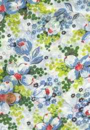 Sharon's has a large selection of vintage cotton fabrics Floral Print Fabric, Floral Prints, Rickrack, Vintage Cotton, Vintage Fabrics, Fabric Online, Vintage Stuff, Linens, Fabric Design