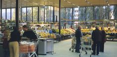 MPREIS is Tyrol's least expensive supermarket with a full product range.