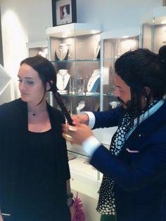 Art of Hair Braiding !