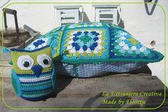 La Extranjera Creativa: crochet