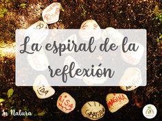 La espiral de la reflexión ~ In Natura In Natura, Blog, Home Decor, Greenery, Be Creative, Spirals, Infancy, Naturaleza, Plants