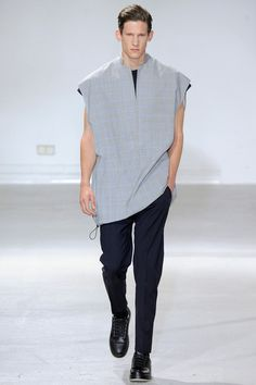 3.1 Phillip Lim Spring 2015 Menswear Collection