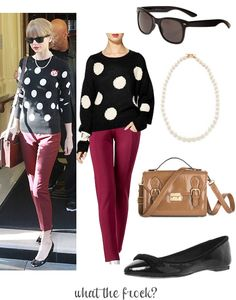 Celebrity Look for Less: Taylor Swift Style