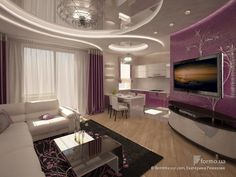 Ceiling Design Living Room, Tv Wall Design, Floor Design, Living Room Designs, Small Room Design, Home Room Design, Luxury Bedroom Design, Interior Decorating, Interior Design